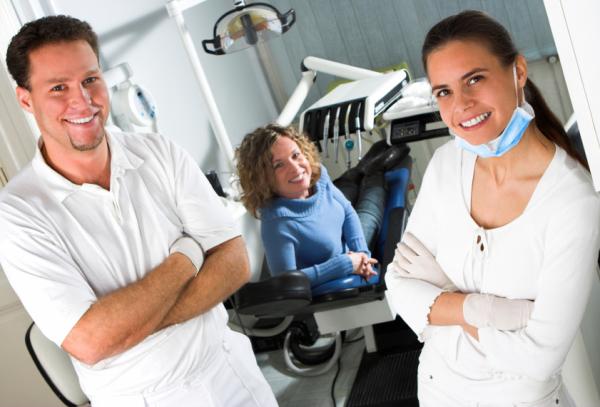 dental team, building outstanding teams