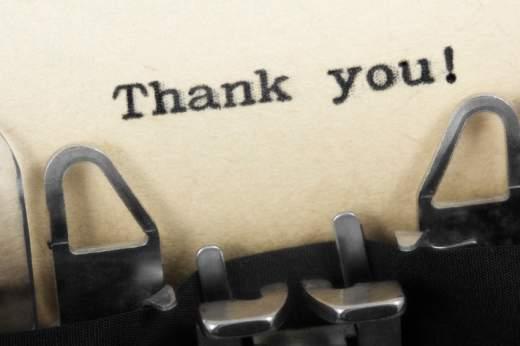 thank you, productivity, leadership, mwra