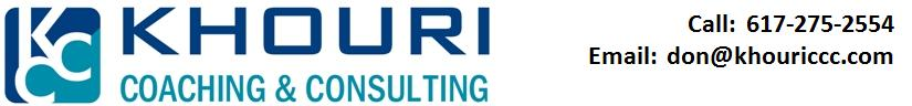 khouri coaching and consulting, consulting technology leadership
